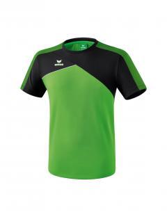 Green-Black-White