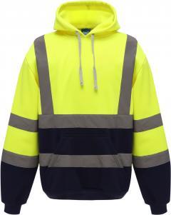 Hi Vis Yellow-Navy